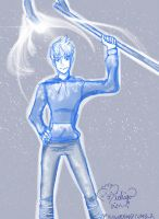 Jack Frost by DaniPhantom12