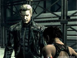 Wesker and co by pavel-bulgakov