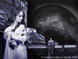 Dreams of the Moon Castle by Graphix-Goddess