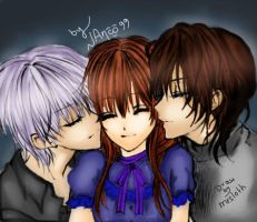 vampire knight kwaii by NAnoo99