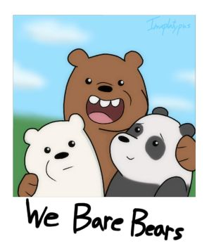 We Bare Bears by Imaplatypus
