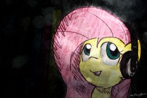 Fluttershy - dubstep by NoPonyZone