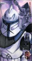 Captain Rex by gattadonna