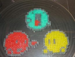 Hama Beads Pendants - Part 6 by Kighto