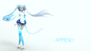 - APPEND - by Aia-Aria