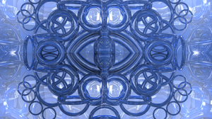 Crystal Symmetry by AngelLover89