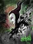 Maleficent by favius