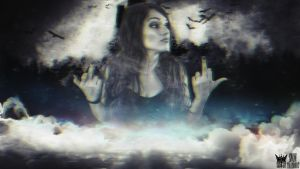 Snow Tha Product Wallpaper by ManiaGraphic
