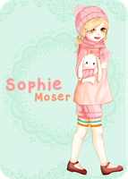 TheXcity: Sophie by naru-chan5123