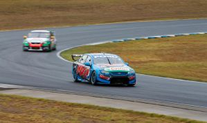 V8 supercar test day by Bigfish22