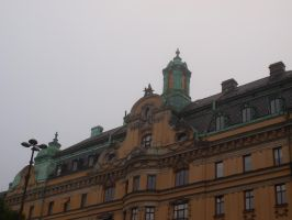 Stockholm Misty Morning 08 by Luddox
