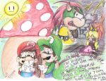 Hotel Mario by IgotTheMagicHands