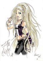 Ino Punk by SweetAngelita