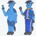 Blue Frost 2015 reference by colley