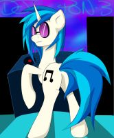 Vinyl Scratch! by ForeverAgo2015