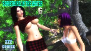 Something In The Water 6 preview 3 by zzzcomics