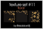 Textures 11: Floral by lifeisdolce