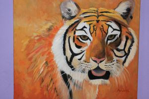 Wild Tiger by AndreaP95