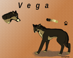 Vega reference sheet by runningfreely
