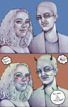 .:Friends and Their Inner Egos:. by BlissfulGold