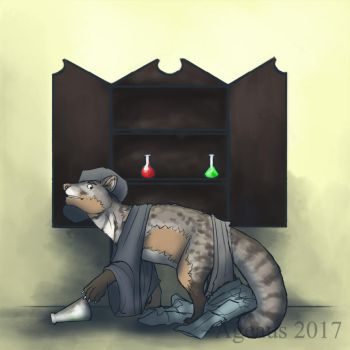Potions: That Isle Civet by Ageaus