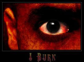 I Burn by Paintrain