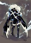 What If Storm Got The Symbiote by weremole