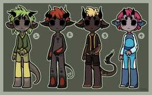 Theme Adopts #4: Dark (CLOSED) by CrowDesigns