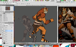Commission in Progress by ReaperClamp