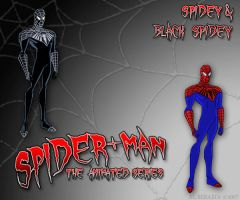 Spider-man Cartoon Concept by ajb3art