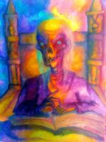 Crypt Keeper by bugalotus