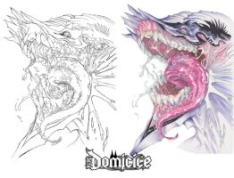 DOMICILE - devil coloration by robertlabs