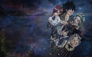 Fairy Tail 81314 by NegaDot