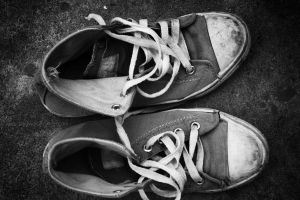 old shoes II by demor