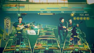 the Beatles - RockBand by elooly