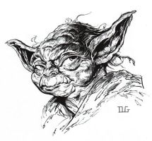 Yoda by DugNation