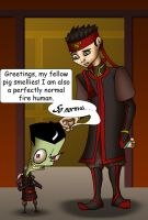 AtlA - Normal Kid? by What-the-Gaff