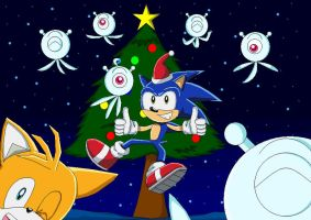 .::Christmas::. by SonicSpeedz