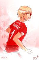 Switzerland to the World Cup! by Zamarazula