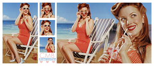 Vintage Beach Bunny MB Theme by HoneyCunt