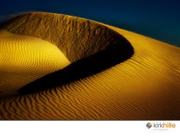 Lancelin Sand Dunes by Furiousxr