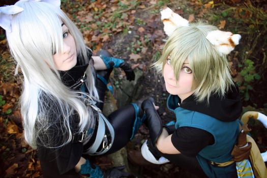 Lamento Beyond the Void by Firiless