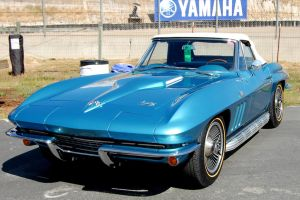 Chevy Corvette Sting Ray 427 by Partywave