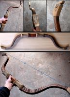 Kili's bow replica n.2 by HouseOfLostPlay