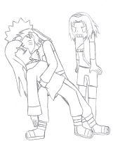 naruhina love by xmizuwaterx
