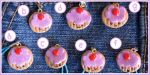 Cupcake Charms by KatHart
