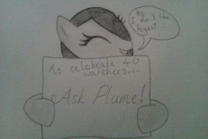 Ask Plume! :) by nemo-kenway