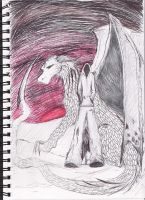 hooded 2_ for kisame661366 by Black-Hearted-Poet