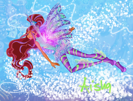 Aisha Sirenix by ColorfullWinx