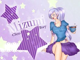 Mizumi -  The Navigator by eve-sh